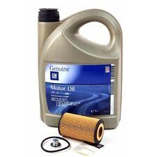 Inspección ölservice Service paquete OE aceite filtro + + tornillo para Opel/GM DexOS 2