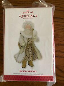 Hallmark 2013 Father Christmas - Repaint - KOC Event - NIB - FREE Shipping