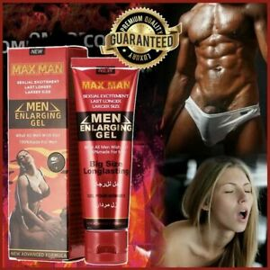 EL MEJOR CREMA Para Agrandar El Pene Natural Grande 100 Segura %* Cream for Men