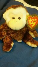 """Rare Retired ty Beanie Baby """"Hoodwink""""  with errors and extra tag"""