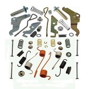 Drum Brake Hardware Kit-Pro Rear Carlson H2345