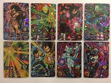Dragon Ball Heroes God Mission SH1 Super Rare Set 9/9