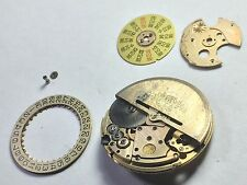 Omega cal 1020 Disk date .We Have Other Parts For This Caliber