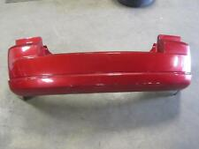 07 DODGE CALIBER Rear Bumper Cover Facisa  Inferno Red PRH