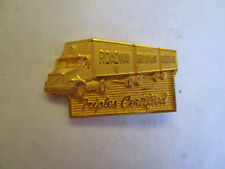 Roadway Trucking Truck Driver Employee Safety Award Pin