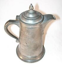 Vintage King Quality Pewter by Trinac Tall Chocolate Pot ATC Fine Pewter Mark