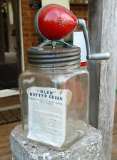 Lovely old BLOW butter churn