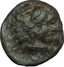 PERGAMON in MYSIA 310BC Hecules Athena Authentic Ancient Greek Coin i49625