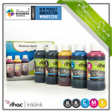 RIHAC Ink Set for HP 564 920 178 364 cartridge CISS refill Photosmart B110a B210