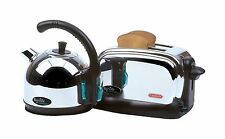 Toy Kettle Toaster Set Pretend Realistic Kitchen Accessory Kid Role Play Bargain