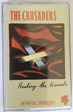The Crusaders...Healing The Wounds........Cassette Album