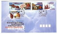"""1997 FDC AAT. Australian National Antarctic Research Expeditions  PMK """"KINGSTON"""""""