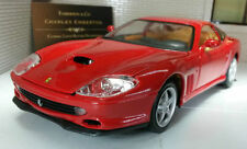 Véhicules miniatures argenté pour Ferrari