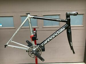 Cannondale System Six 56cm Frameset Made in USA