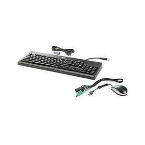 HP PROMO USB PS/2 WASHABLE KYBD & MOUSE BU207AT#ABA