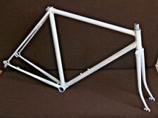 Vintage Steel road bike Frame set 55cm Gipiemme droupout 700c