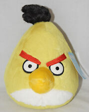Ultimate Angry Bird Deluxe Plush 8 in. - Chuck Yellow Bird