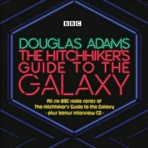 The Hitchhiker's Guide to the Galaxy: The Complete Radio Series. 19 CD Box Set