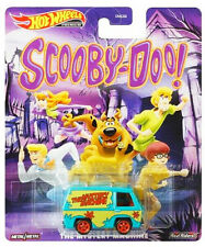 Hot Wheels Retro Entertainment Scooby Doo The Mystery Machine