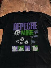 Vtg Depeche Mode tour concert 80's 90's nw t shirt REPRINT usa size S-3XL promo