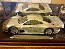 Mercedes 2000 CLK-GTR Maisto Vintage Street Version 1:18 Scale Die Cast Bonus