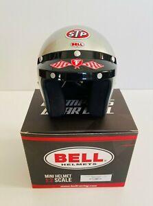NEW Mario Andretti 50th Anniversary Indy 500 Win Bell 1/2 Scale Mini Helmet