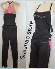 NWT BEBE Pajama Set SIZE L Cute pajama set pairingcomfy pants w/ matching top!