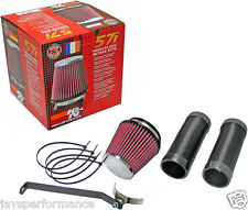 K&N 57i AIR INTAKE INDUCTION KIT BMW 123d E82 2007 - 2011