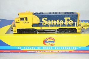 HO scale Athearn RTR Santa Fe Ry EMD CF7 locomotive train