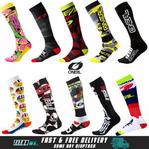 ONeal Pro MX Socks Motocross Enduro Long Boot Dirt Bike Adult One Size