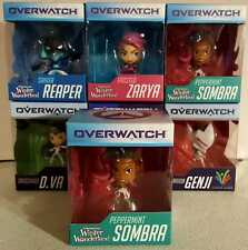 Overwatch PEPPERMINT SOMBRA Cute but Deadly Funko Blizzard Exclusive Winter