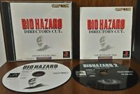 USED PS1 PS PlayStation 1 ​​bio-hazard Director's Cut