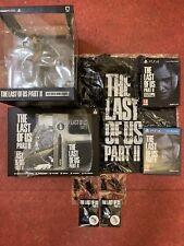 Die Letzten von uns Teil 2 II Limited Steelbook Edition Playstation 4 ps4