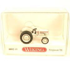 Ferguson te Gris Blanc 1946 Wiking 089205 Échelle H0 1 87 Tracteur Tracteur