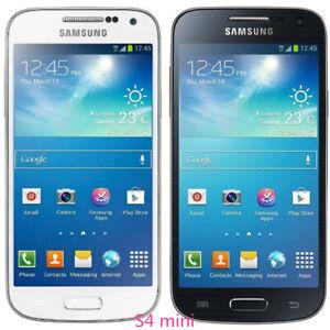 New Unlocked Samsung Galaxy S4 mini GT-I9195 8GB   Smartphone Phone Sealed Box