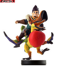 Dan & Qurupeco Amiibo Nintendo Monster Hunter Stories Wii U & New 3DS