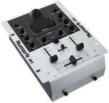 Numark-IM1-2 CANALES DJ Mixer Con iPod Dock