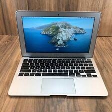 """Apple MacBook Air 11"""" 256GB SSD 4GB RAM 1.6GHz Intel i5 Processor Fully Tested"""