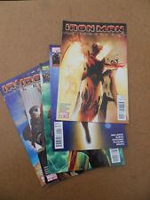 Iron Man : Legacy 1 - 5 (of 11)  Run . Marvel 2010 . VF