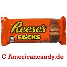 6x Reese's Sticks Erdnussbutter-Waffeln USA (31,71€/kg)