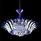 30x35mm Chandelier Ball Drop Crystal Glass Lamp Pendant Loose Spacer Bead Clear.