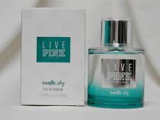 Nib*Victoria Secret Pink Live Pink Vanilla Sky Eau de Parfum 3.4 oz *Rare*
