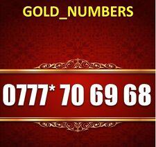 METALLIC PLATINUM UNIQUE VERTU GOLD BUSINESS IPHONE MOBILE NUMBER 0777*706968