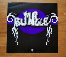 """Mr. Bungle 1991 Warner Brothers 12"""" x12"""" Promo Flat --CREASED --Not A Record!!"""