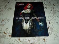 Art Fantastix The Art of Joseph Michael Linsner * Erotic Art Dawn