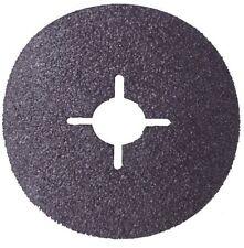 """Milwaukee 4-1/2"""" 60 Grit Aluminum Zirconium Sanding Disc (25 Pack) 48-80-0687"""