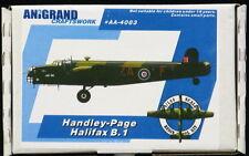 Anigrand Models 1/144 HANDLEY PAGE HALIFAX B.1 British WWII Medium Bomber