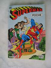 SUPERMAN poche n° 49