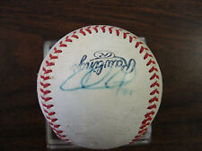 Chase Utley---Autographed Baseball---Spring Training Practice Ball