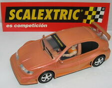 SCALEXTRIC SEAT LEON TUNING  ONLY IN SETS.MINT UNBOXED